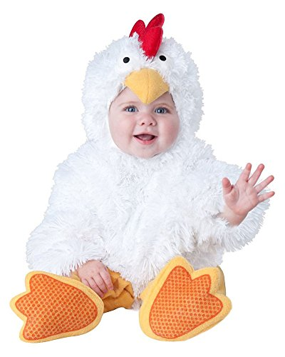 Baby Costumes Chick Halloween (Gamery Animal Costumes for Infant Toddlers Baby Boys Girls Kids Cosplay Chick 10-12)