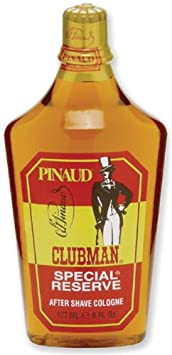 Clubman Cologne Special Reserve 6 oz. Pack of 6