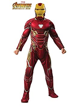DISBACANAL Disfraz Iron Man Infinity War Adulto - Único, M: Amazon ...