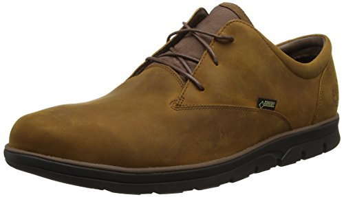 à Brown Casual Chaussures Marron Medium Lacets Ox Bradstreet Goretex Homme Timberland 4qwvRXW