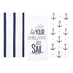 41h1UxF72PL._SS300_ Beach Hand Towels & Nautical Hand Towels