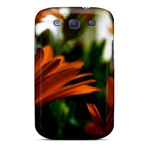 Hot Design Premium QsDpDpe7567PWRpv Tpu Case Cover Galaxy S3 Protection Case(flower3)