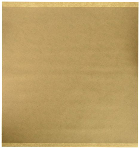 3M 468MP Adhesive Transfer Tape, 12'' squares (pack of 12) by TapeCase