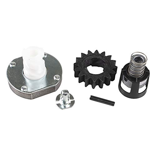 Stens 150-118 Starter Drive Kit, Replaces Briggs and Stratton: 495878, 696540, Composite Drive Gear, 16 Teeth