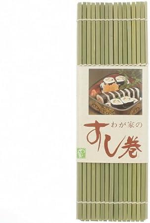 Bamboo Rolling Mat Makisu 24cm for Making Sushi roll