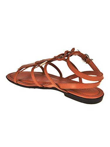 Leather Brown Xxw0ov0y430gocs002 Tod's Sandals Women's E7q0xwUFn
