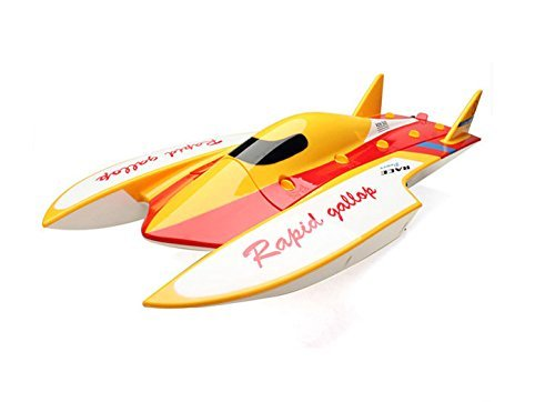 Wltoys WL913 Brushless Hydro F1 Boat High Speed Racing RC Boat Water-Cooling System High Speed 50km/h RTR (Hydro Boat Racing)