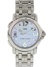 Ulysse Nardin Big Date automatic-self-wind womens Watch 223-22 (Certified Pre-owned)