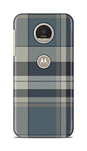 Shengshou Mobile Back Cover for Motorola Moto Z Play Pattern ABC312M37297