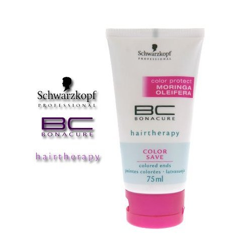 Schwarzkopf BC Bonacure Color Save Colored Ends Conditioner for Unisex, 2.6 Ounce