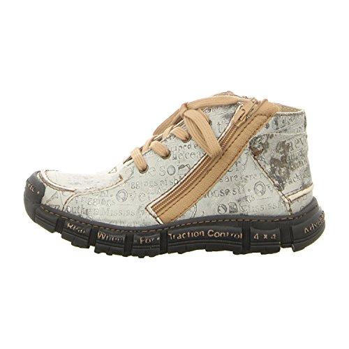 Lacets Grey Femmes grey À 401grey Gris Chaussures qSStZx6wE