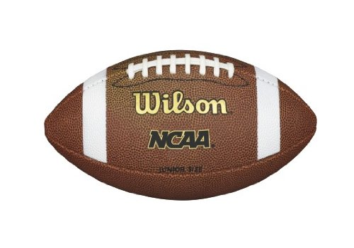 Wilson NCAA TDJ Composite Football - Junior (Professional Ncaa Football)