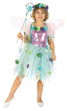 Let's Pretend Child's Garden Fairy Costume, Medium