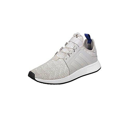 adidas X_PLR, Sneaker Uomo Grigio (Grey One/Grey One/Blue)