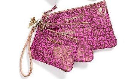 Victoria Secret Supermodel Essentials Cosmetic Bag Set
