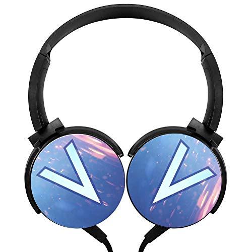 Wired Stereo Headphone Space Battle-Field Logo Portable Noise Cancelling Over Ear Headset Earphone Earpiece