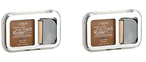 L'Oreal Paris True Match Roller, C5-6 Classic Beige/Soft Sable, 0.30 oz. (2-pack)