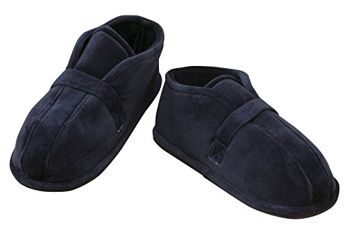 EasyComforts Hard Sole Edema Slippers