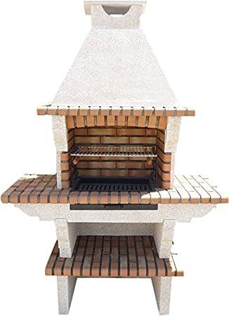Deco 79 Barbacoa (piedra Buda, ladrillos y