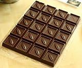E. Guittard Chocolate - ''Criollo - Madagascar'' Bittersweet Chocolate Block, 65% Cocoa, 500g/ 1.1 Lb