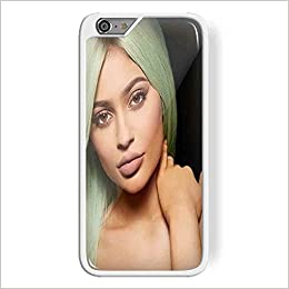 pretty nice 549b9 5ae01 Amazon.com: Kylie Jenner Lip Kit for iPhone 6 Plus/6s Plus White ...