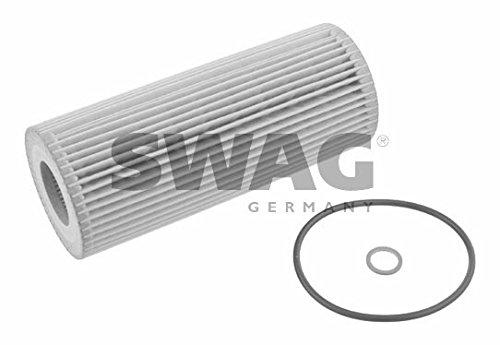 SWAG GERMANY BMW Oil filter KIT E46 E60 E61 E65 E83 E87 E90 E91 OEM 11427787697