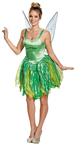 88931 ((Plus 18-20)) Adult Tinkerbell Costume Prestige
