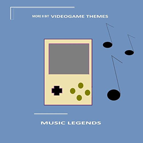 More 8 Bit Videogame Themes