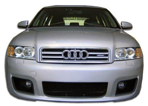(Duraflex ED-MYQ-796 OTG Front Bumper Cover - 1 Piece Body Kit - Compatible For Audi A4)