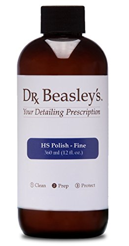 Dr. Beasley's P23T12 Heritage Series Polish, Fine - 12 - Glass Doctor Repair Scratch