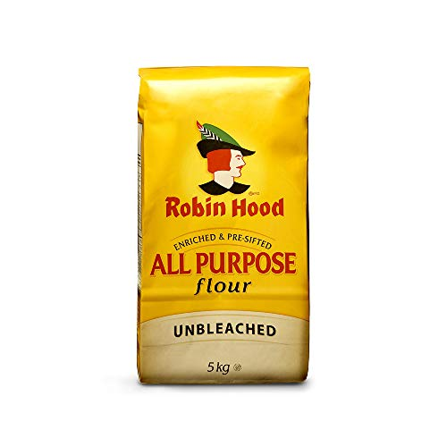 Robin Hood All Purpose Unbleached Flour 5kg - Imported from Canada