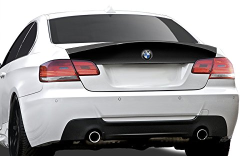 Aero Function ED-SZB-126 AF-1 Trunk Spoiler (CFP) - 1 Piece Body Kit - Compatible For BMW 3 Series 2007-2013