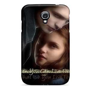 Best Hard Cell-phone Cases For Samsung Galaxy S4 With Allow Personal Design High-definition Twilight Pattern PhilHolmes