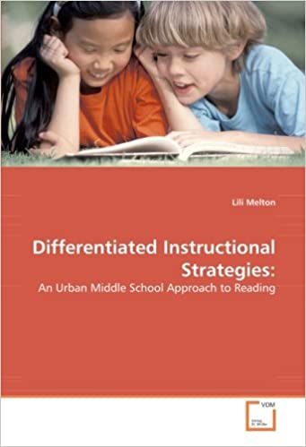 Differentiated Instructional Strategies An Urban Middle School