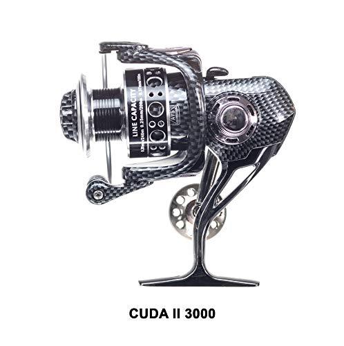 Dorado Cuda II Spinning Reel - Aluminum Alloy - 12 + 1 Ball