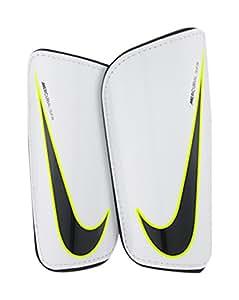 Nike Merc Hrdshl Grd-Fa16 Espinilleras, Unisex adulto, Blanco/Negro, XS