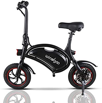 Windgoo Folding Compact Electric Scooter 350w 12 Inch City