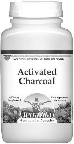 Cheap Ultra Fine Activated Charcoal Powder | USP FOOD GRADE | For Teeth Whitening, General Detox, Skin Poultices and Facial Masks | 100% NATURAL | Made in the USA 2.47 oz