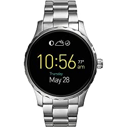 Fossil Q Marshal Gen 2 Stainless Steel Touchscreen Smartwatch Ftw2109