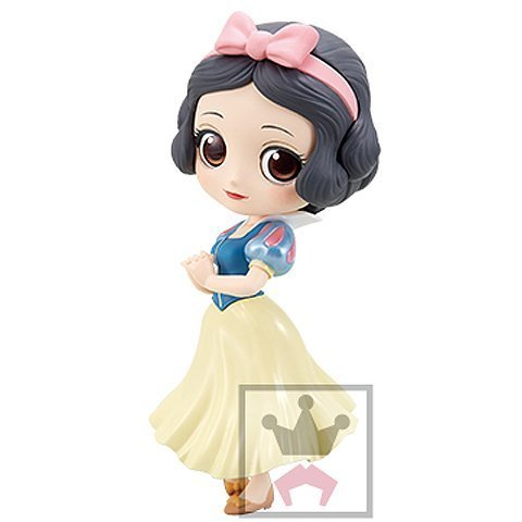 Snow White and the Seven Dwarfs QPosket Disney Characters - Snow White Special Color Ver