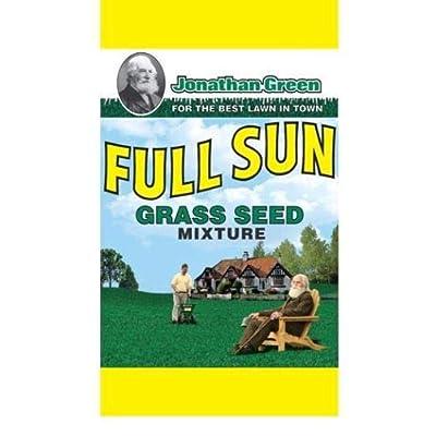 Jonathan Green 10895 Full Sun Grass Seed, 1 Lb : Garden & Outdoor