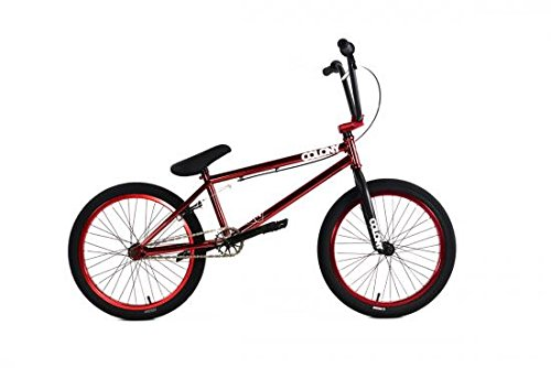 (BMX ストリート フルクロモリ) COLONY Endeavour (E.D.Red) B07DNG7W8K