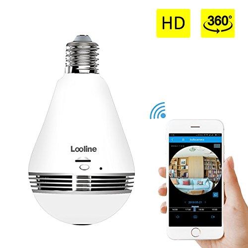 Light Bulb Camera VR