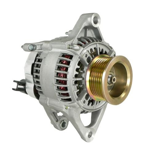 DB Electrical AND0060 Alternator (For Dodge B Series Vans, Dodge Pickup, Dodge Durango, Dodge Ram, Jeep Grand Cherokee, Jeep Grand - Ram Cherokee Grand