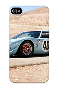 1968 Gulf Ford Gt40 Lemans Racing Car Race Classic Case Compatible With For Apple Iphone 5C Case Cover popular Protection Case(best Gift Choice For Lovers)