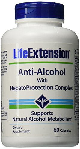 Life Extension Anti Alcohol Protection Complex product image