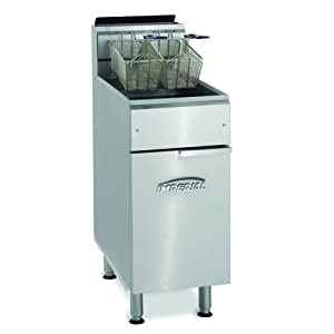 Amazon.com: Imperial - IFS-40 - 40 Lb Commercial Gas Fryer