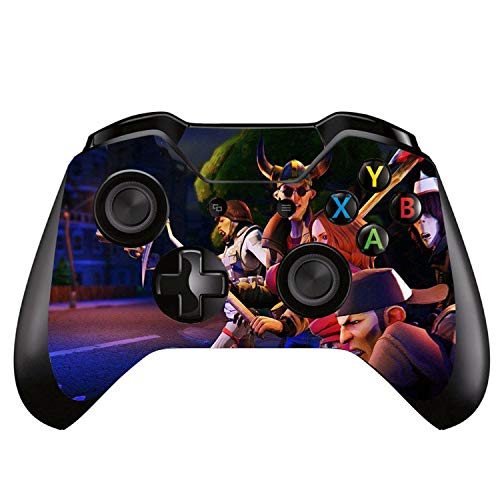 2 Controllers For Fortress Night Joystick Skins Stickers For Xbox One Slim Controller,06 ()