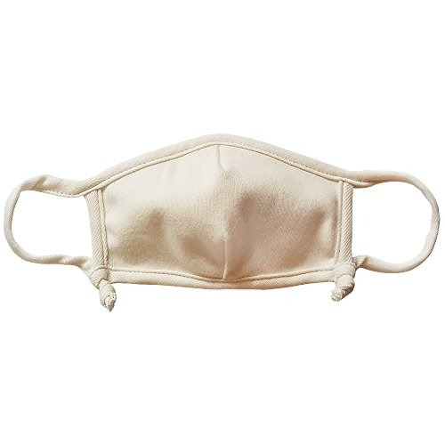 Layette Apparel (Sweet Layette Healthy Mouth Face Anti-dust Organic Cotton Respirator Mask for 0~4 Years (0-2 Years, 1PCS))