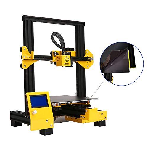 Amazon.com: Sunhokey Sirius - Impresora 3D semiensamblada ...